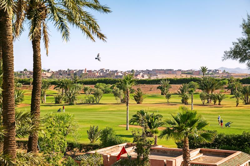 Vol & séjour Marrakech pour un weekend avec des amis